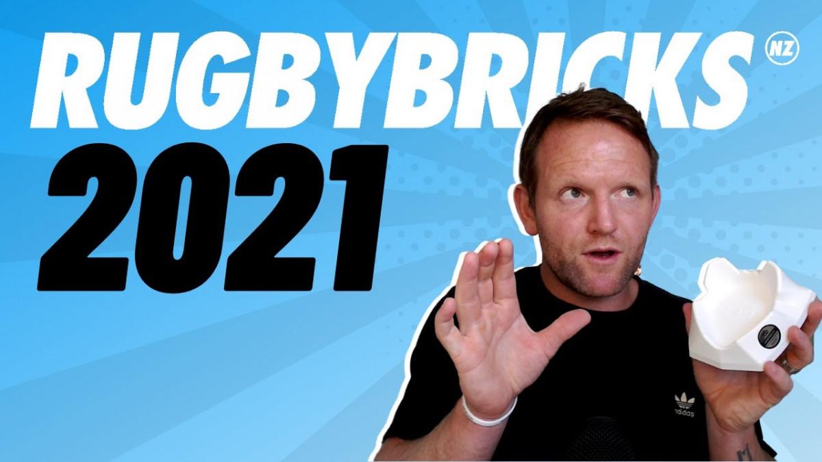 Rugby Bricks Kicking Tees 2021 @rugbybricks.