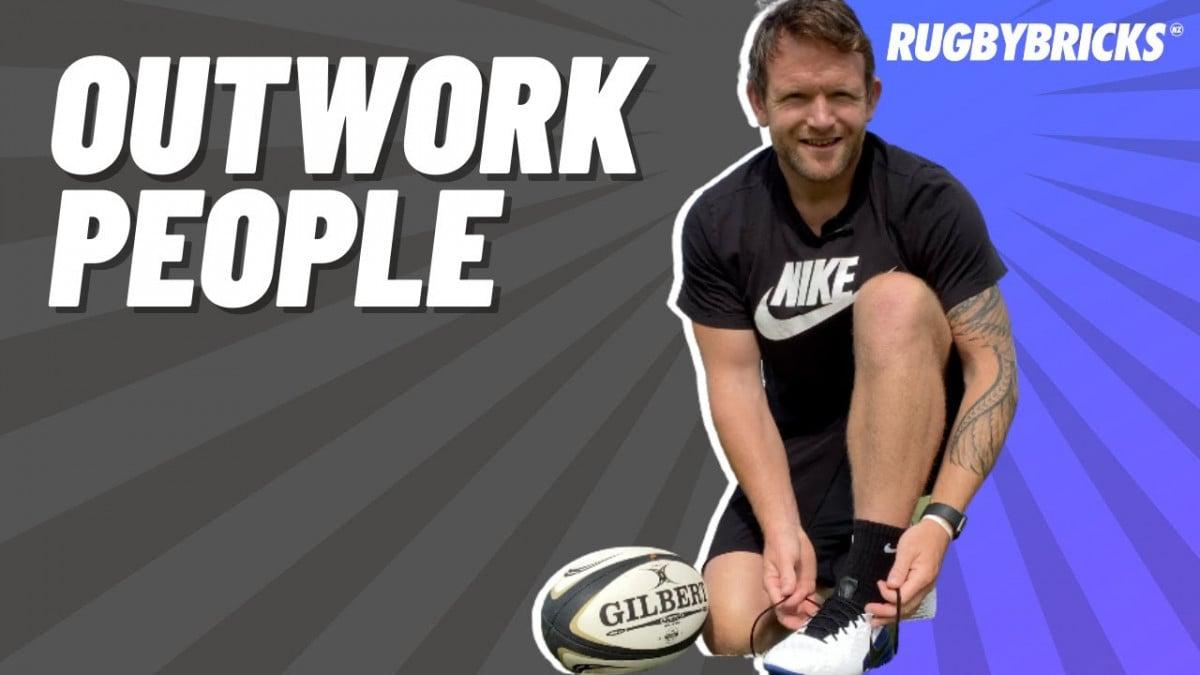 Outwork Outlearn @rugbybricks.