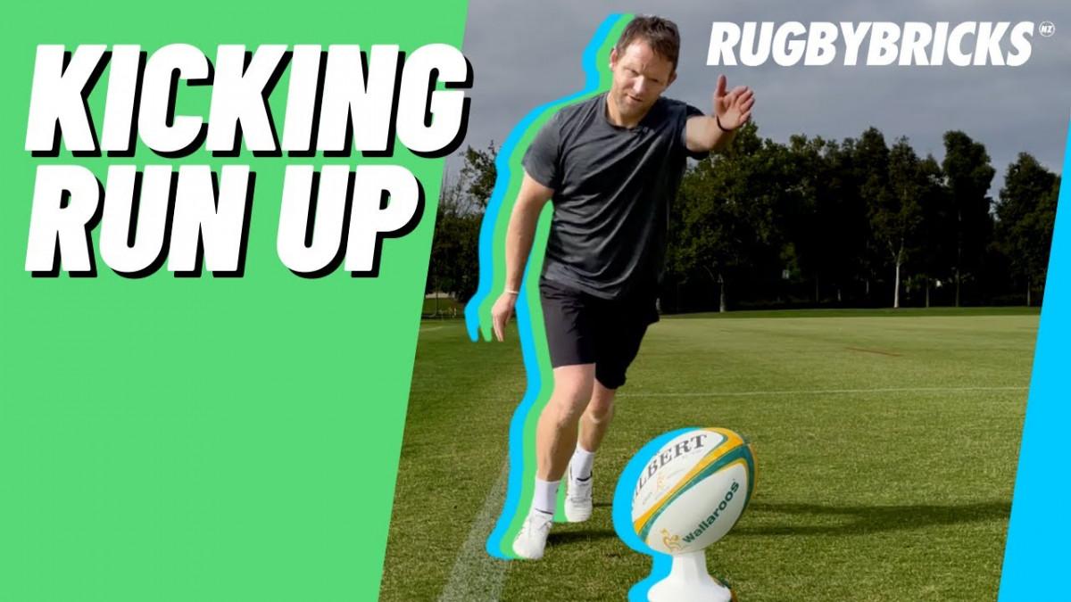 STOP Rushing Your Kicks | @rugbybricks.