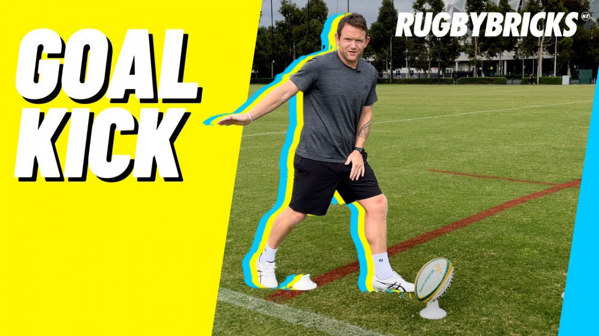 How To Kick Further | @rugbybricks. | Win Momentum