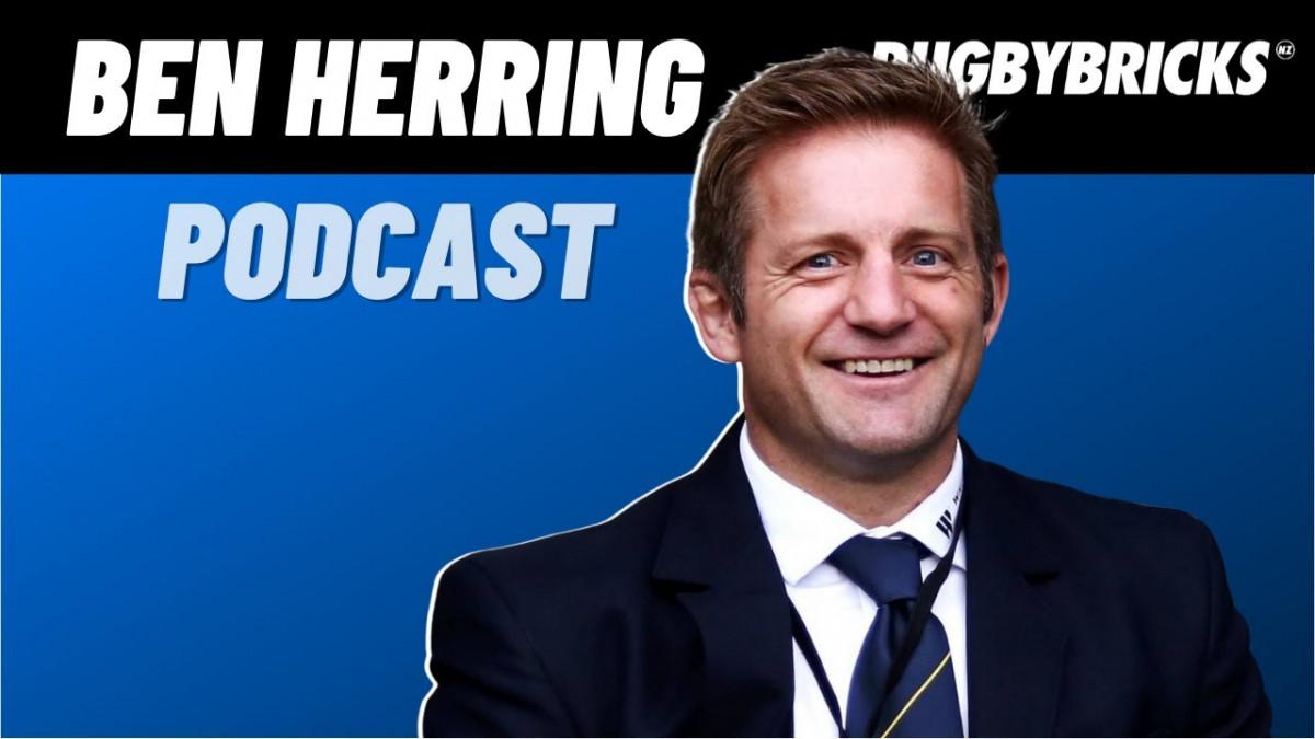Ben Herring Podcast | @rugbybricks The Art Of The Tackle & Jackal