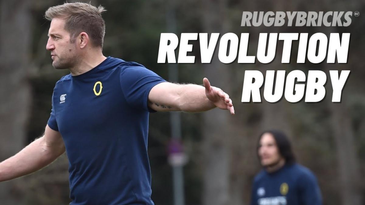 Why I Started Revolution Rugby | @rugbybricks Ben Herring