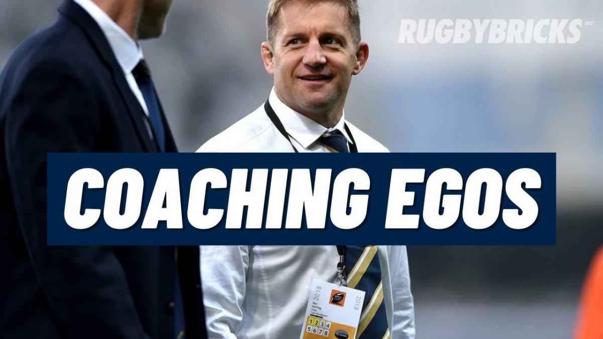 Personality & Egos | @rugbybricks Ben Herring