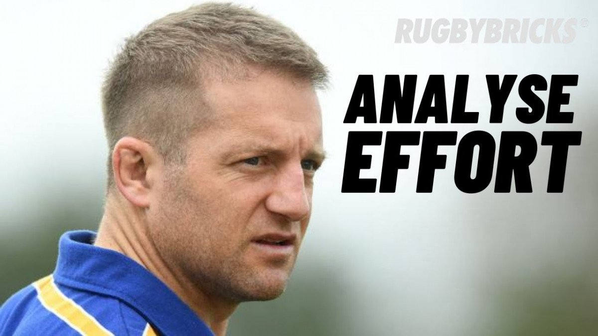 Analysing Effort | @rugbybricks Ben Herring Podcast