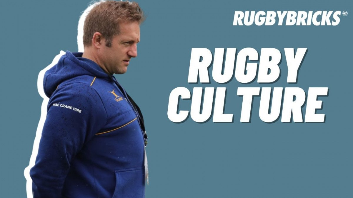 Creating a Rugby Culture | @rugbybricks. Podcast with Ben Herring
