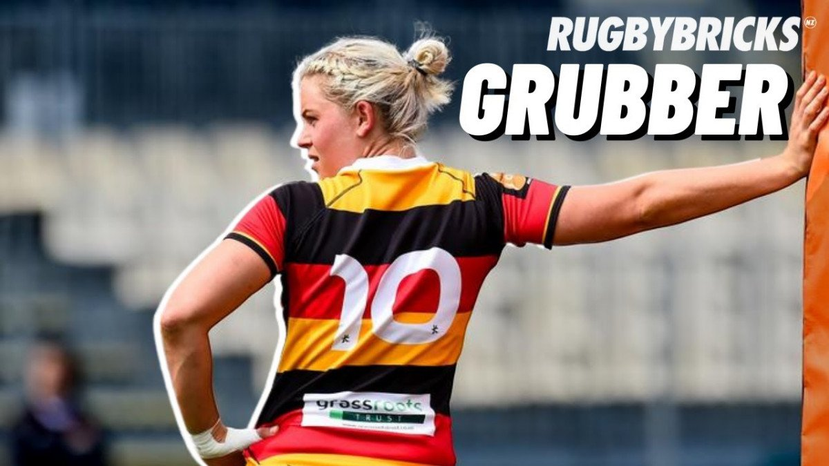 Rugby Grubber Kicking | @rugbybricks Chelsea Alley Podcast