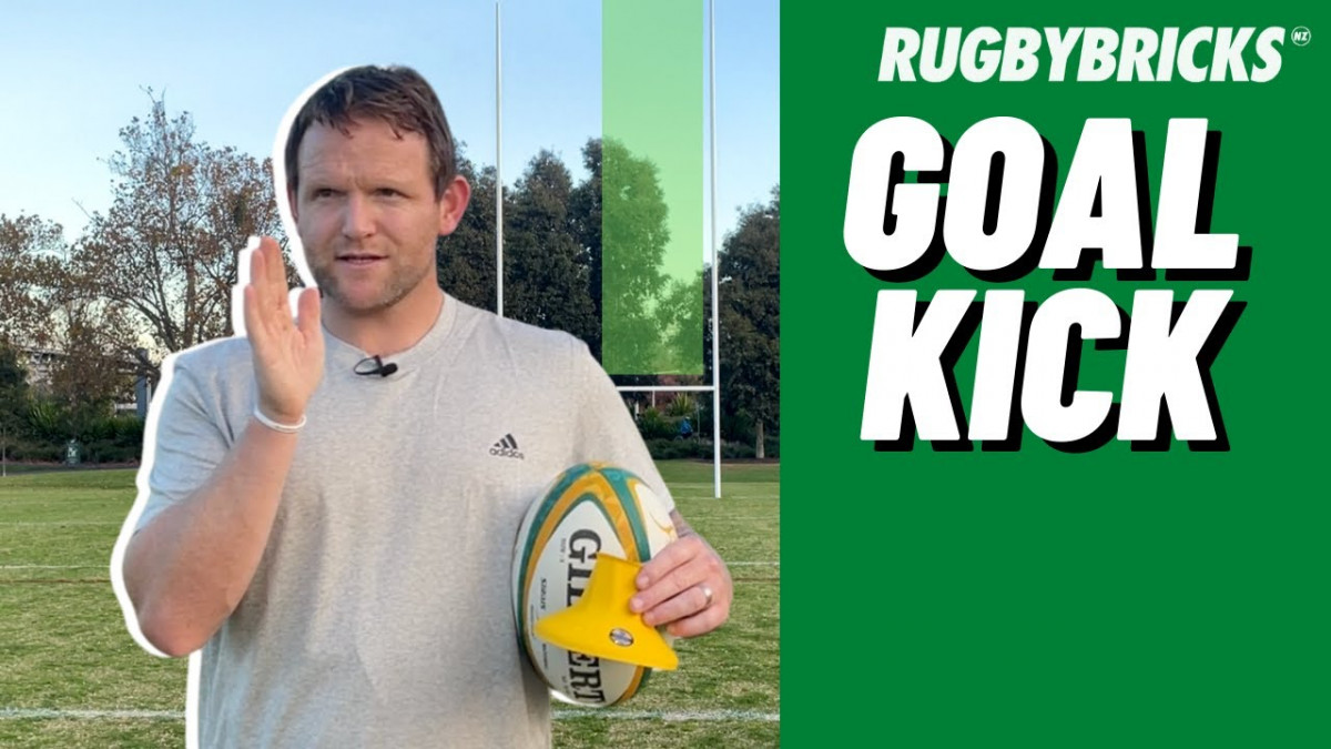 Rugby Goal Kicking | @rugbybricks Right Channel Kicking