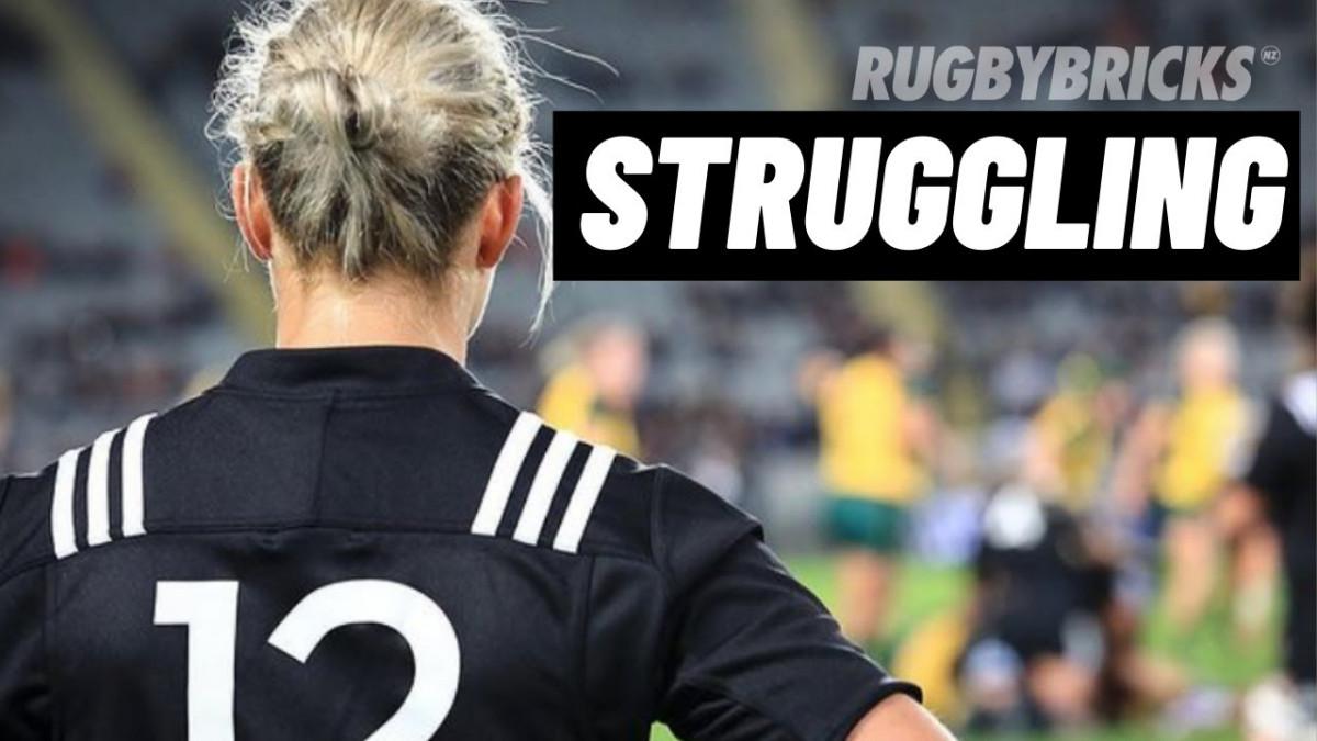 Chelsea Alley | @rugbybricks. Mental & Physical Struggle