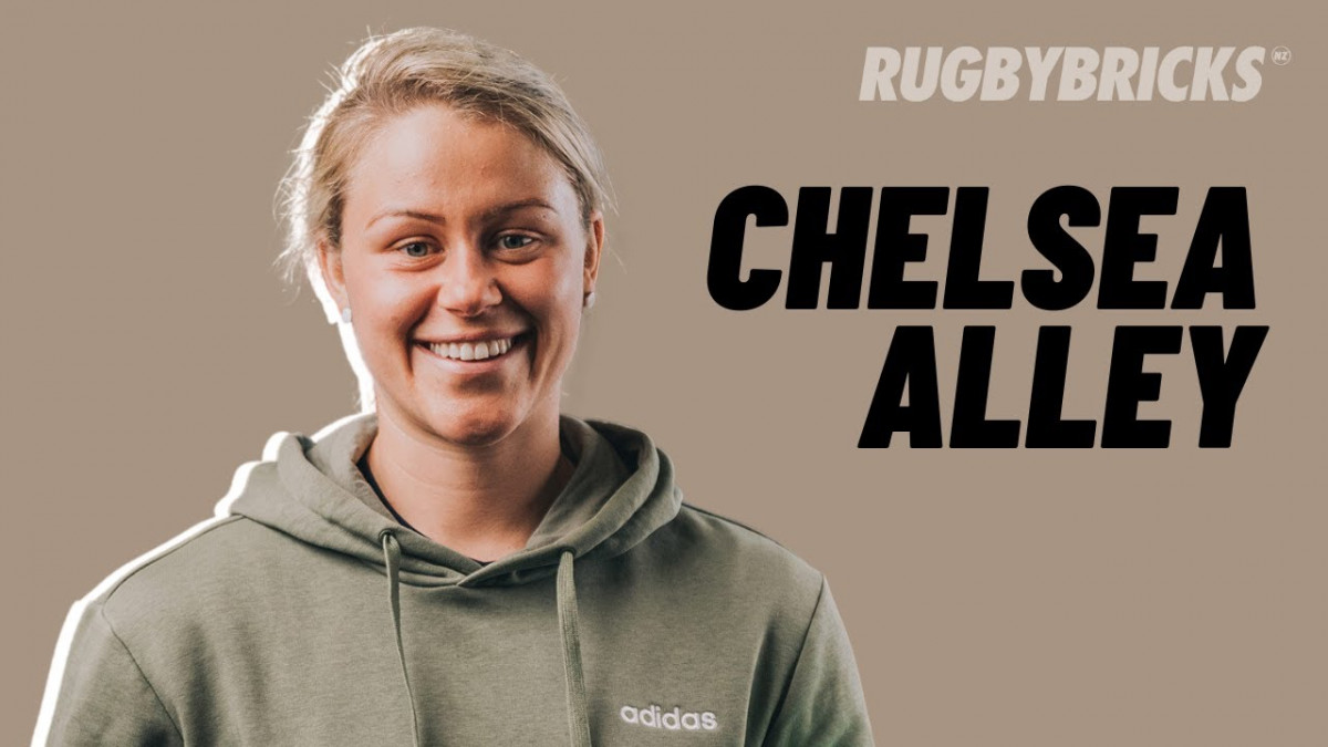 Chelsea Alley | @rugbybricks Podcast