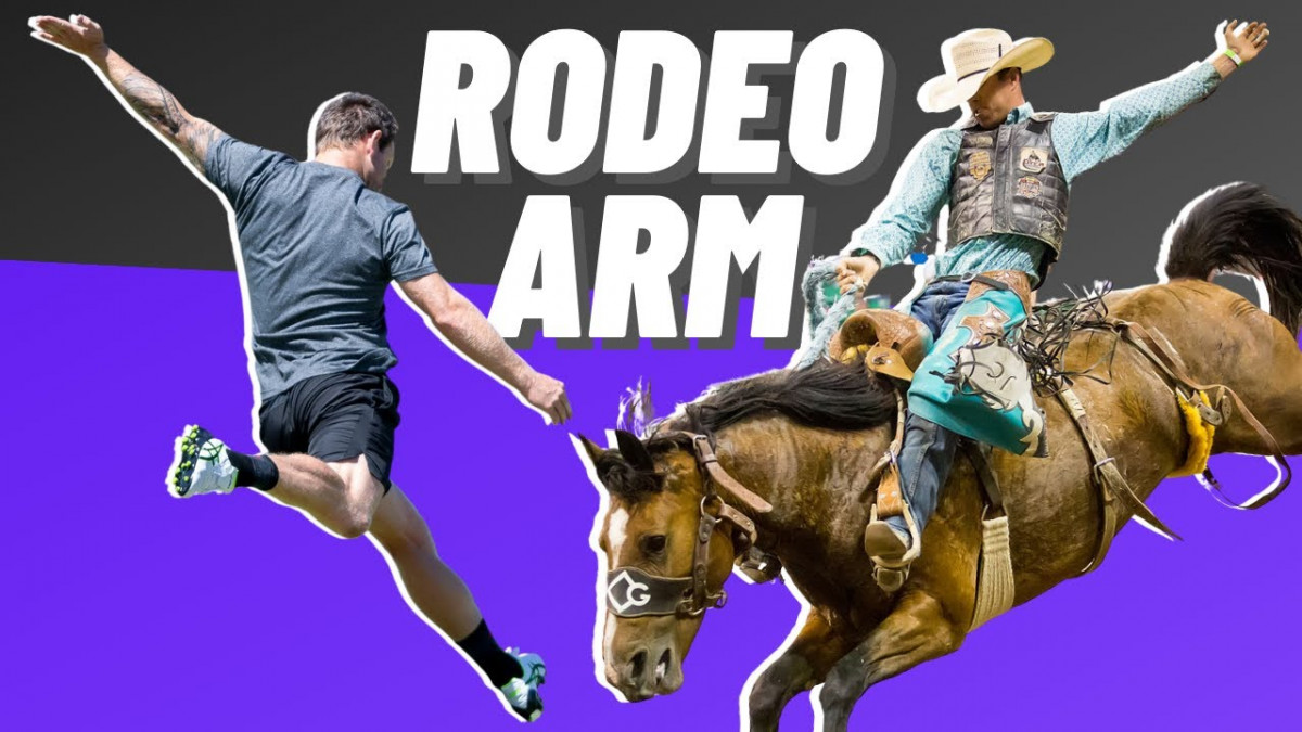 Rodeo Arm @rugbybricks Explained