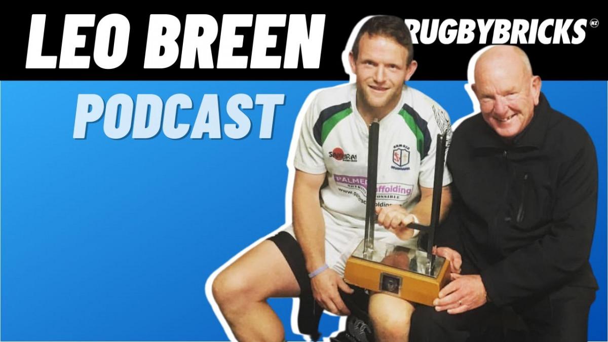 Leo Breen | @rugbybricks Podcast | RBTribe Values