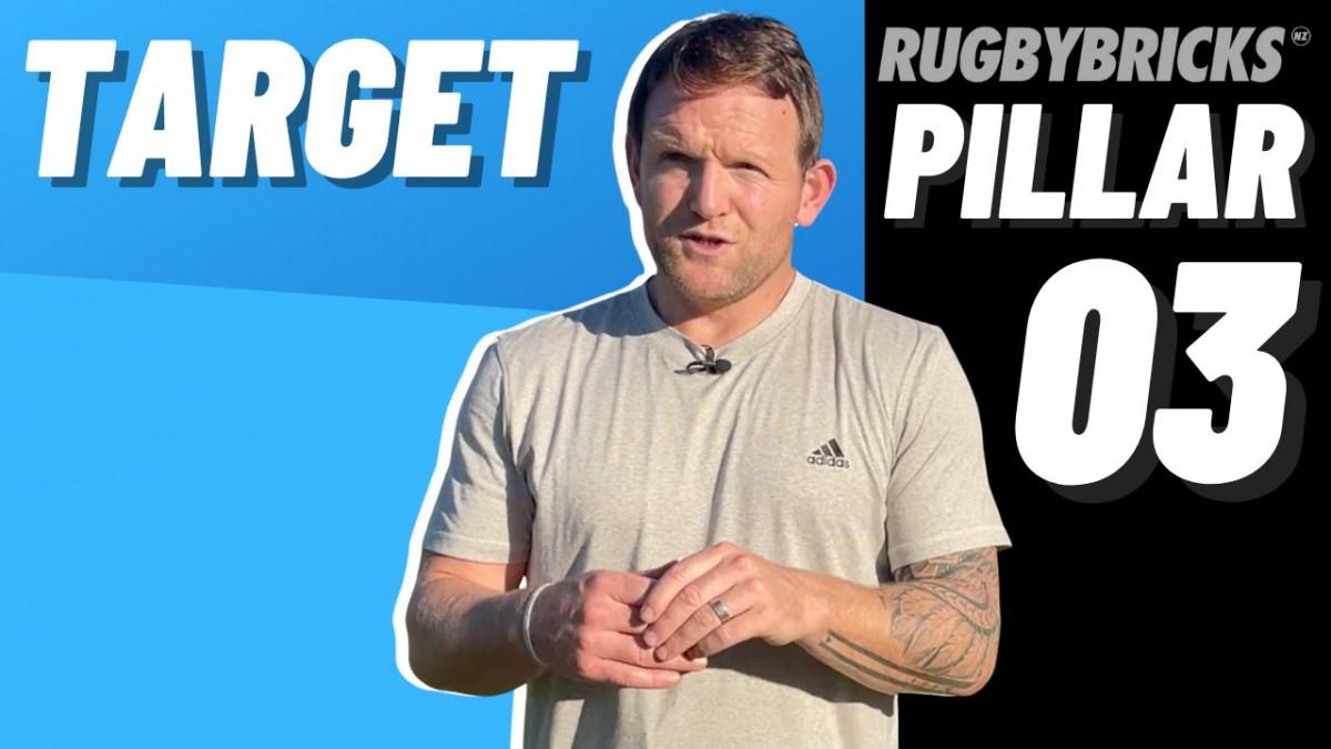 Kicking Target | @rugbybricks | 10 Pillars of Goal Kicking 03 Long Target