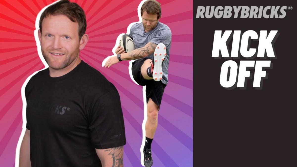 Rugby Kick Off | @rugbybricks | Four Kicks