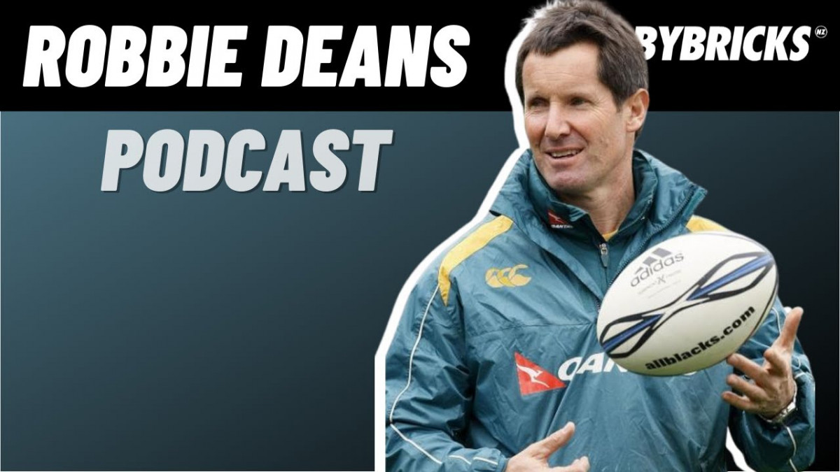 Robbie Deans | @rugbybricks Podcast | Building Culture