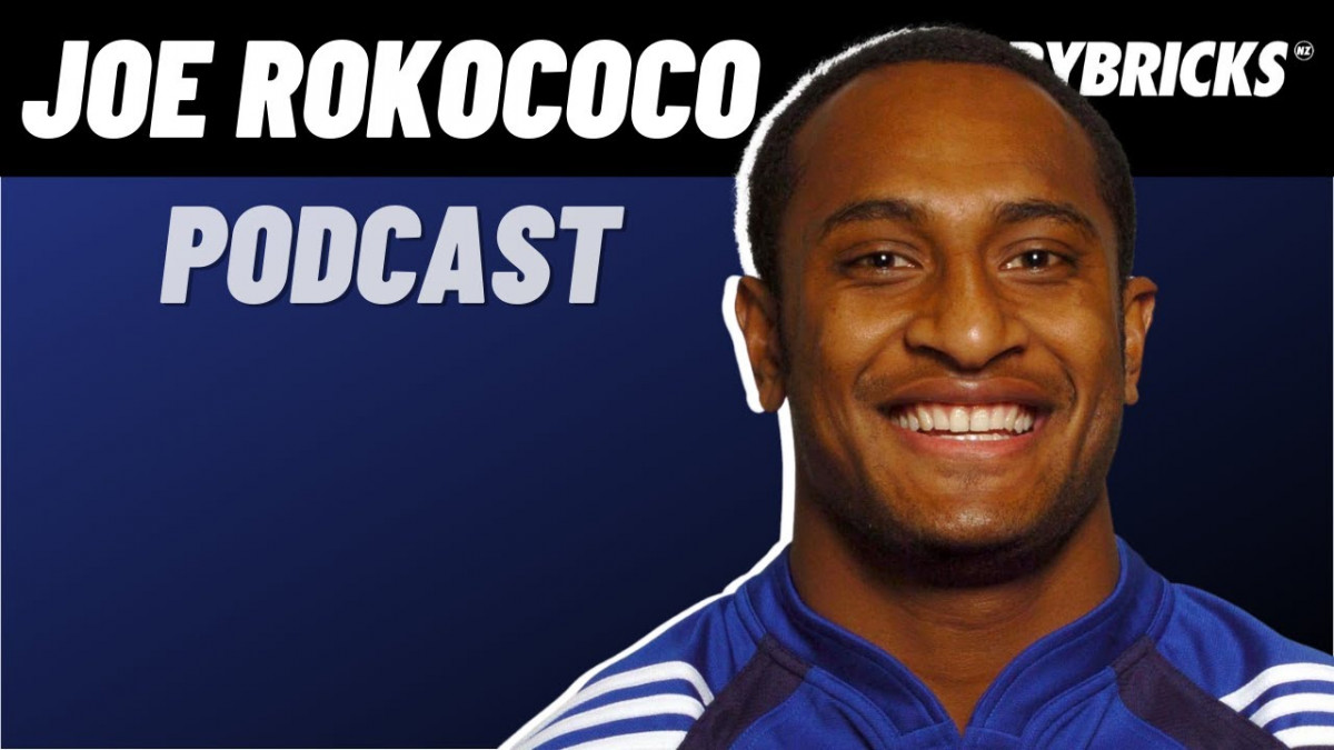 Joe Rokococo Podcast | @rugbybricks. The Fijian Flyer & The Art of Deception on the Pitch