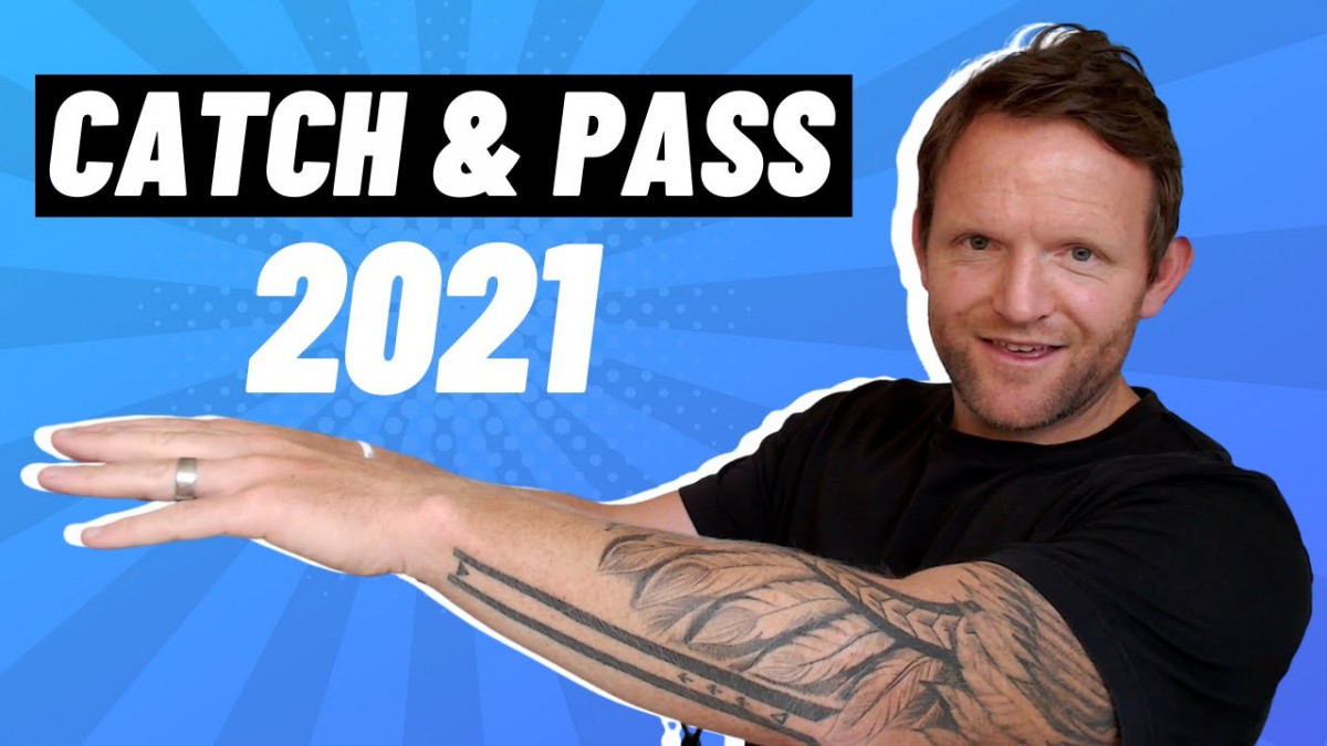Rugby Passing Tips 2021 | @rugbybricks.