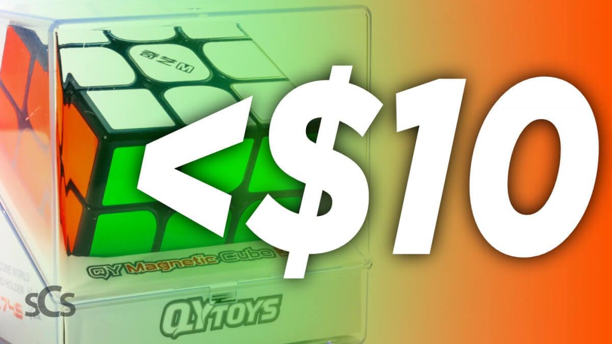 The Best Budget Speed Cubes Under $10