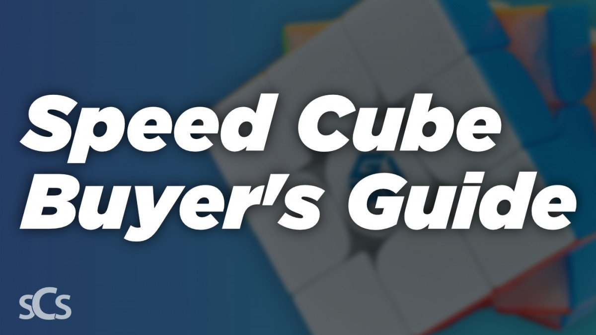 The Best Speed Cubes: A Buyer's Guide