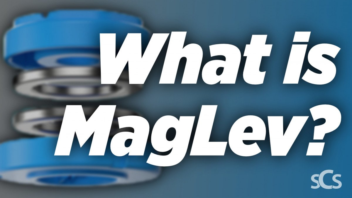 What is MagLev? The Newest 3x3 Technology