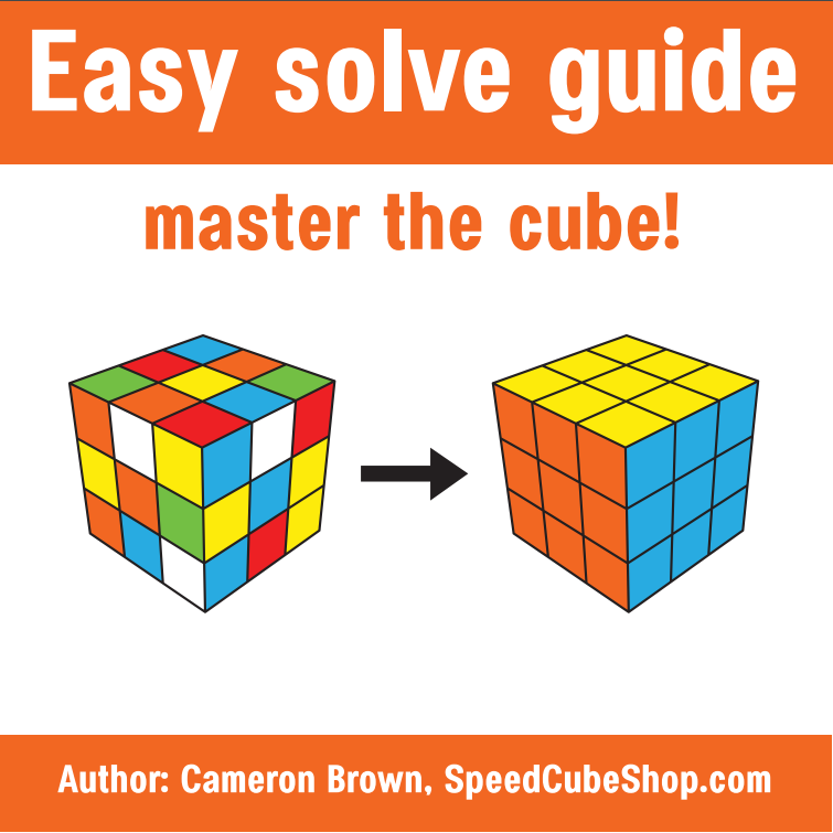 How to Solve a Rubiks Cube for Beginners