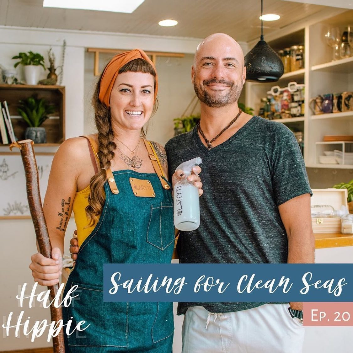 New podcast feature!! 🎙 Sailing...
