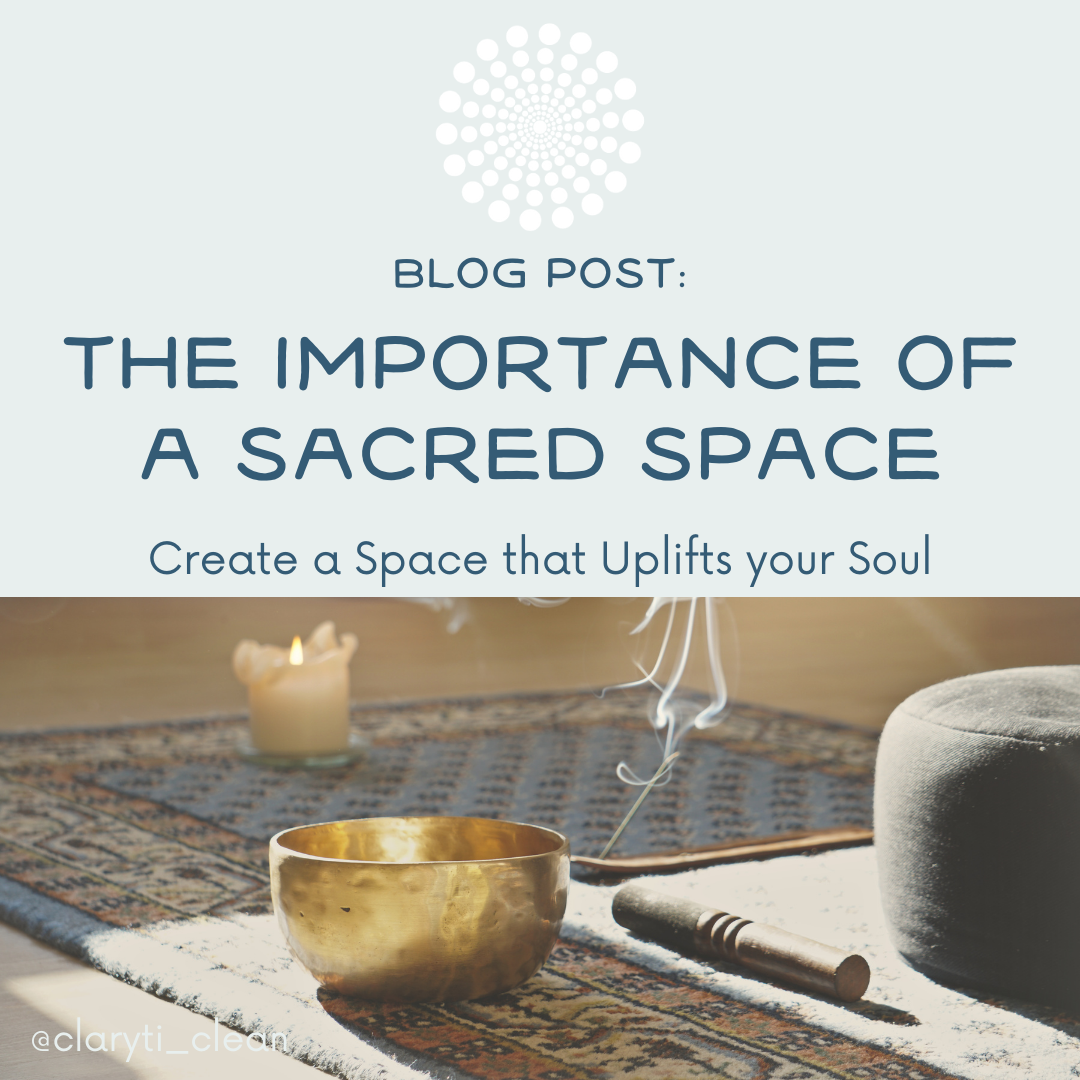 The Importance of a Sacred Space for Your Inner Power