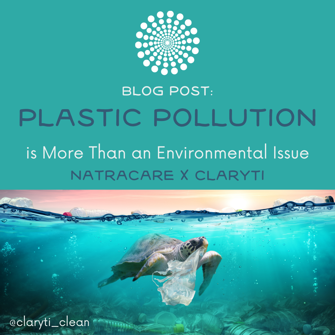 Plastic Pollution is More than an Environmental Issue
