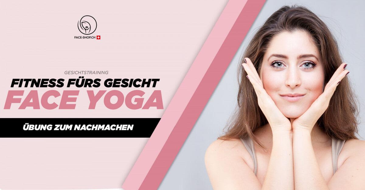 Fitness fürs Gesicht: Face Yoga - Übungen zum Nachmachen
