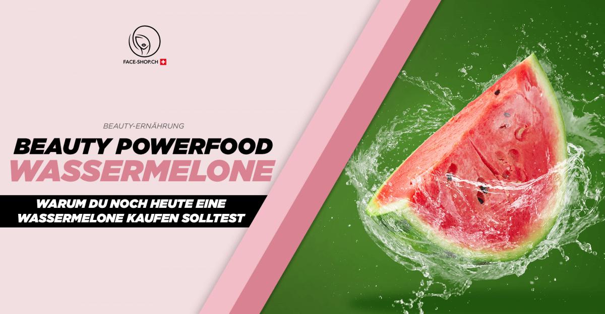 Beauty-Powerfood Wassermelone: Warum du noch heute eine Wassermelone kaufen solltest