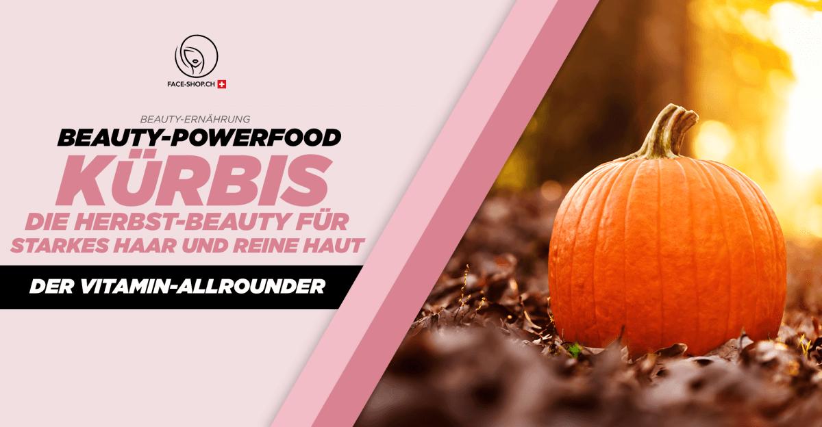Beauty-Powerfood Kürbis: Die Herbst-Beauty für ein starkes Haar und reine Haut