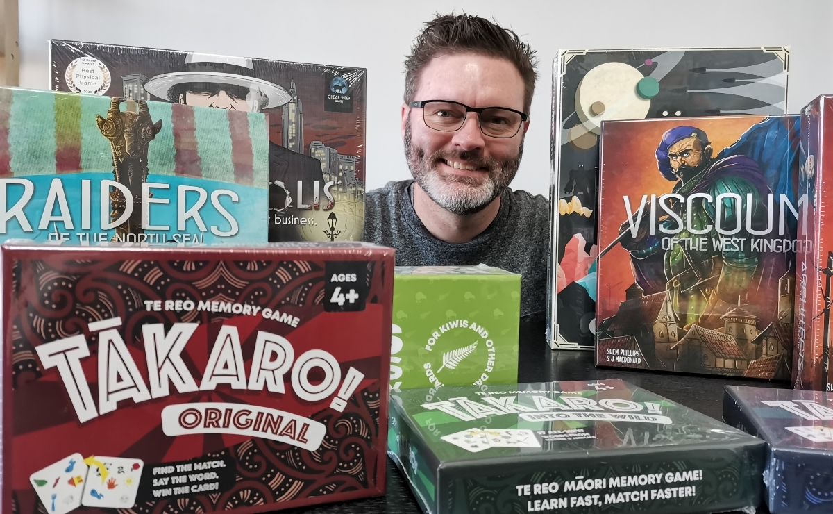 Top New Zealand Made Board Games