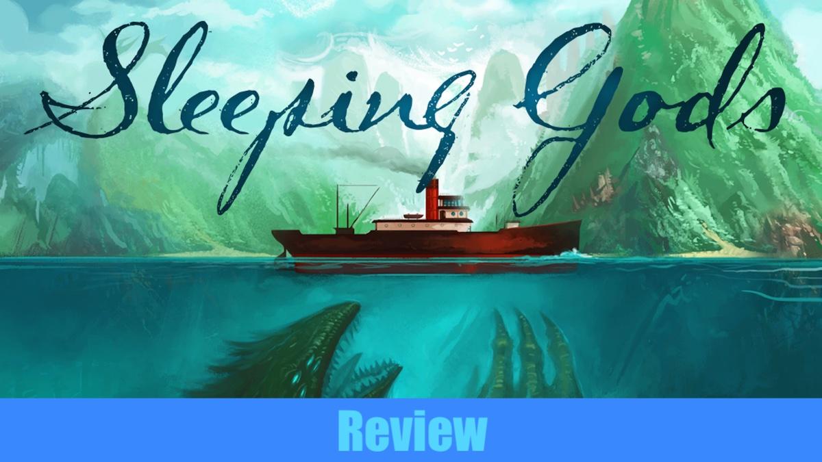 Sleeping Gods Review - by Brian Ellis