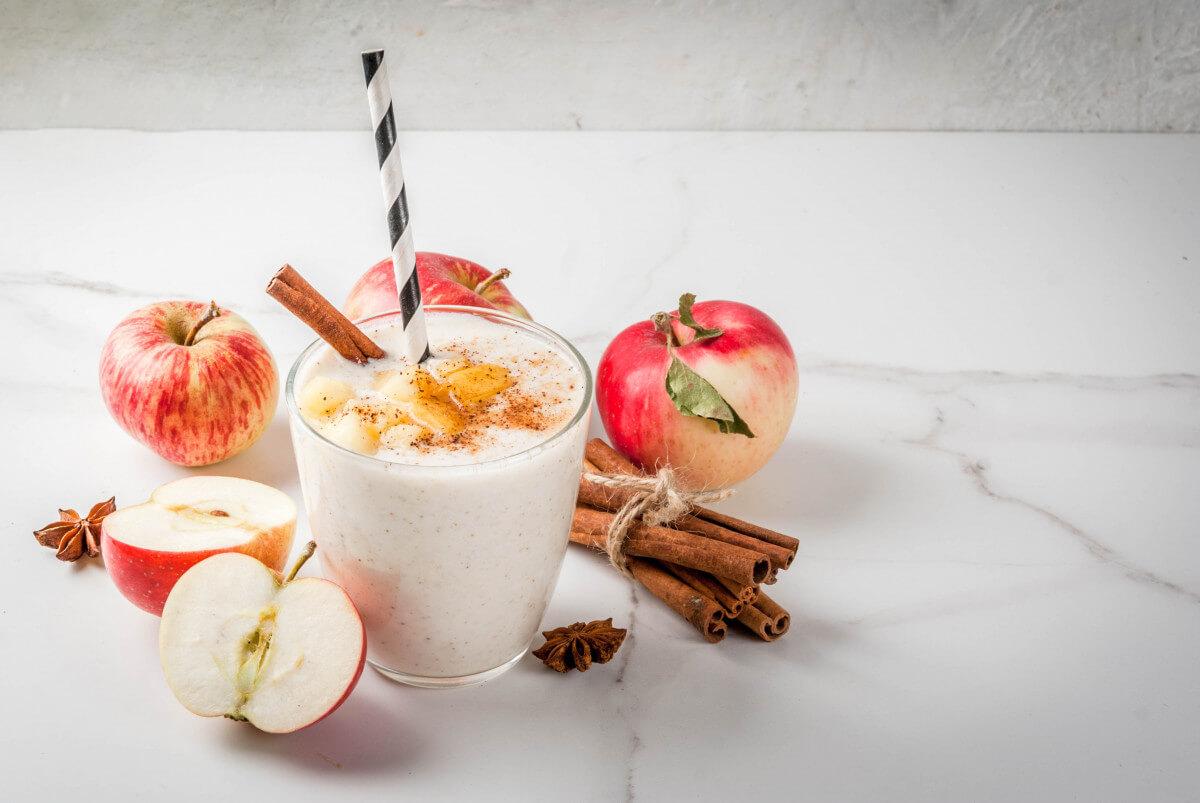 Apple Pie Collagen Smoothie