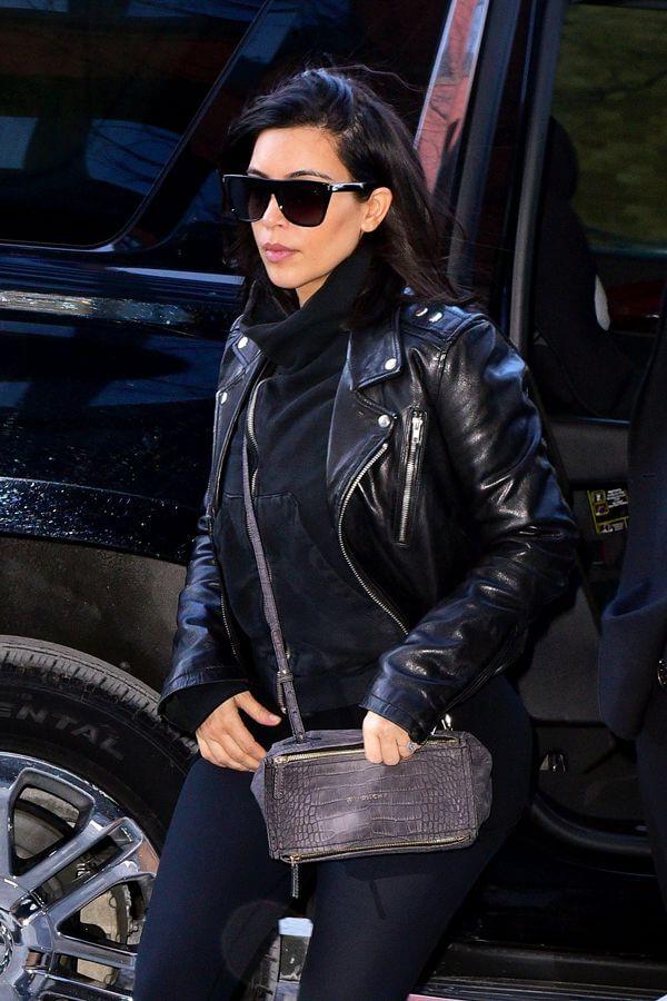 Kim Kardashian Sunglasses Styles