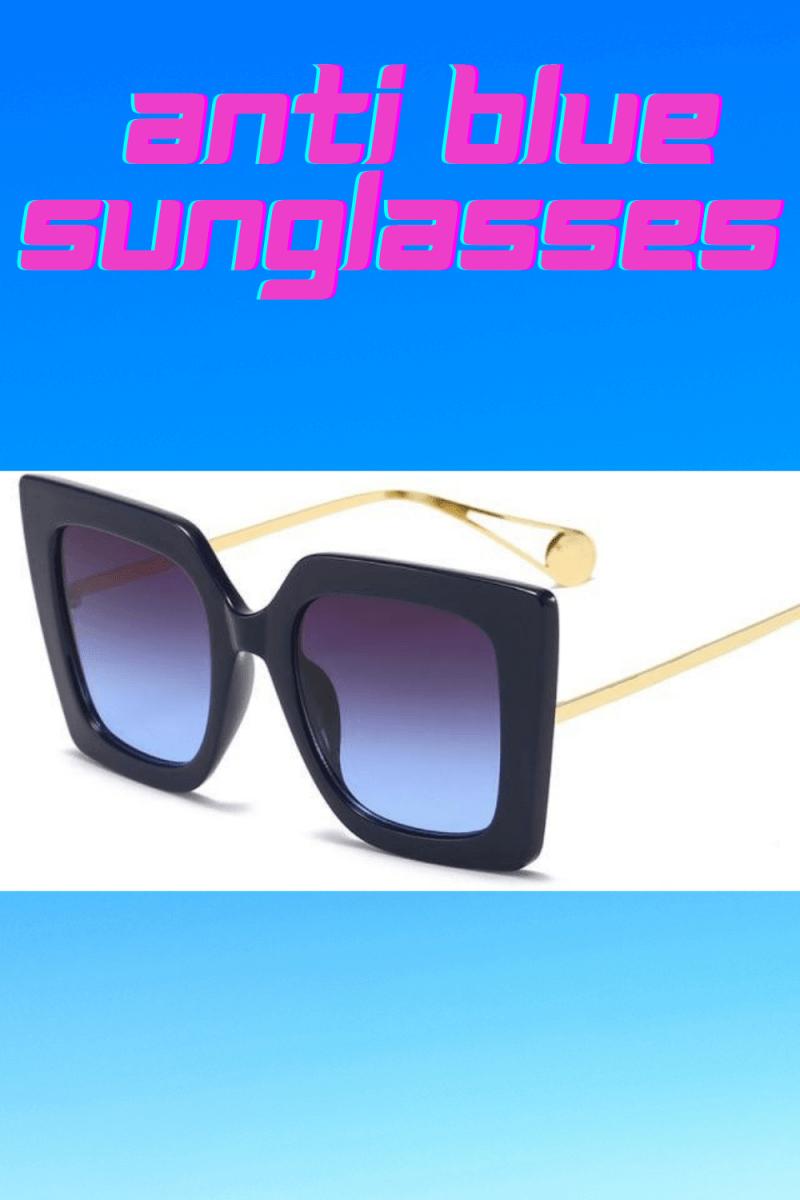 Anti Blue Sunglasses