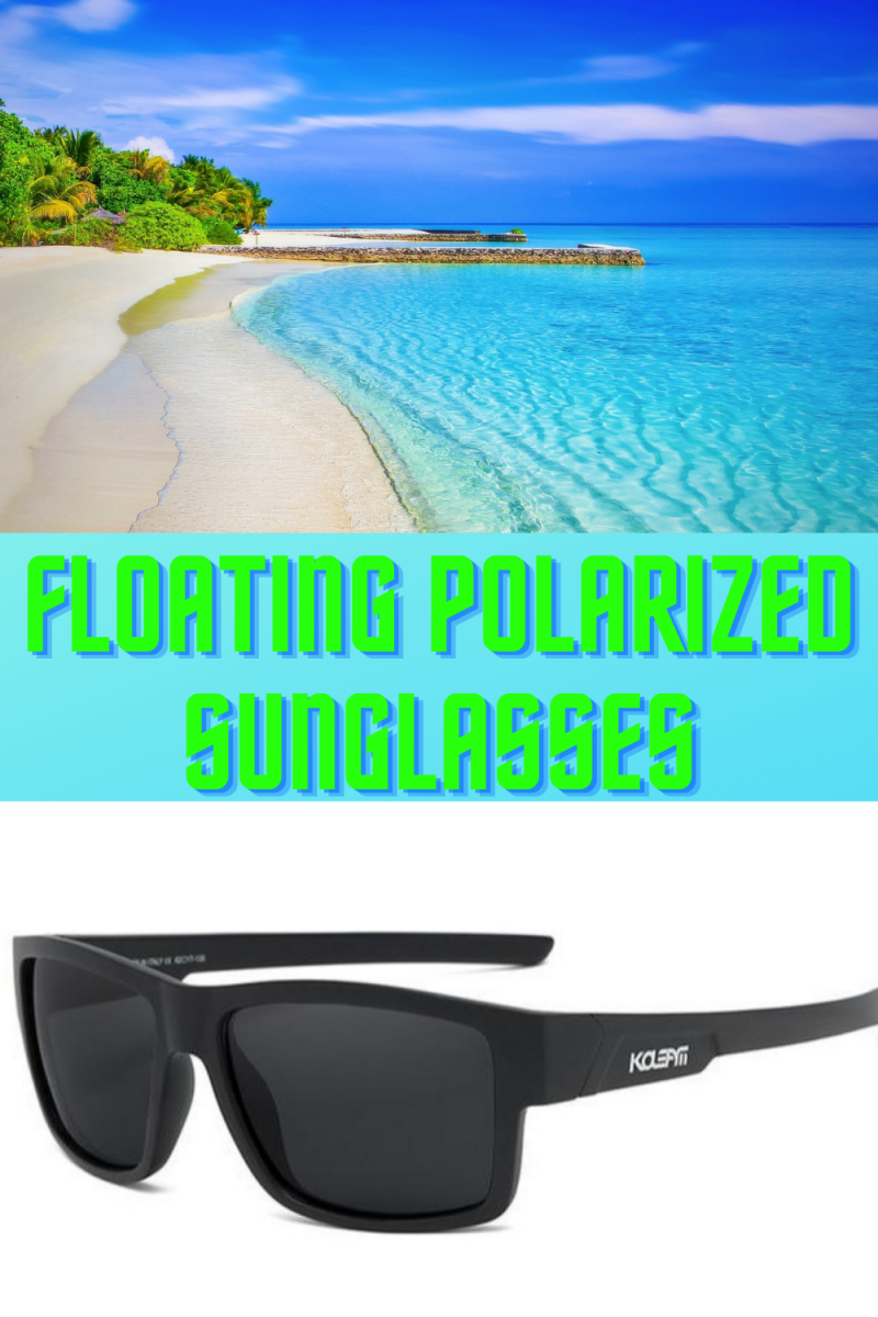 Floating Polarized Sunglasses. What are they?