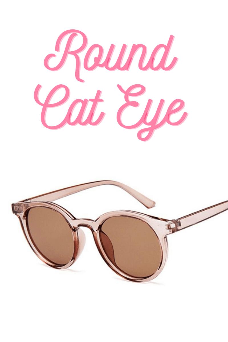 Round Cat Eye- Who Wears Them?