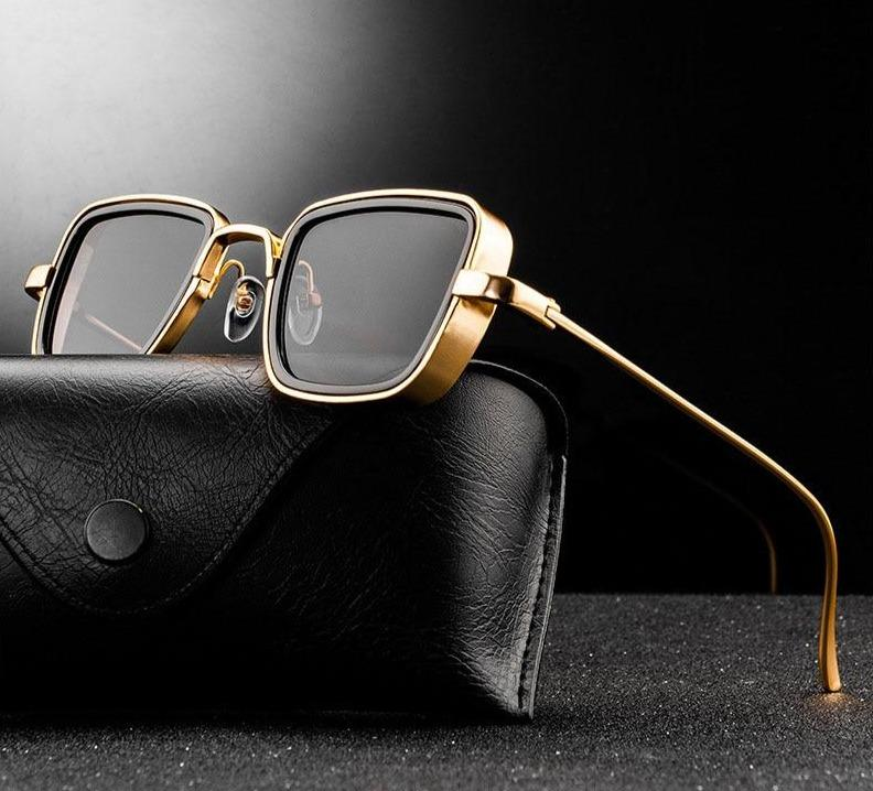 Steampunk glasses. Why we love them...