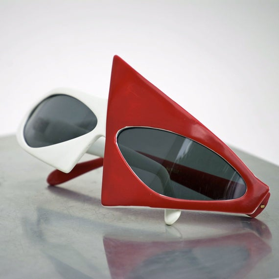 Triangle Sunglasses Designer...The History