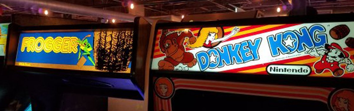 The Lost Arcade - do you remember your first arcade visit?