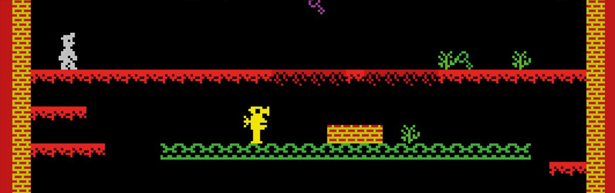 Manic Miner - a game that has stood the test of time
