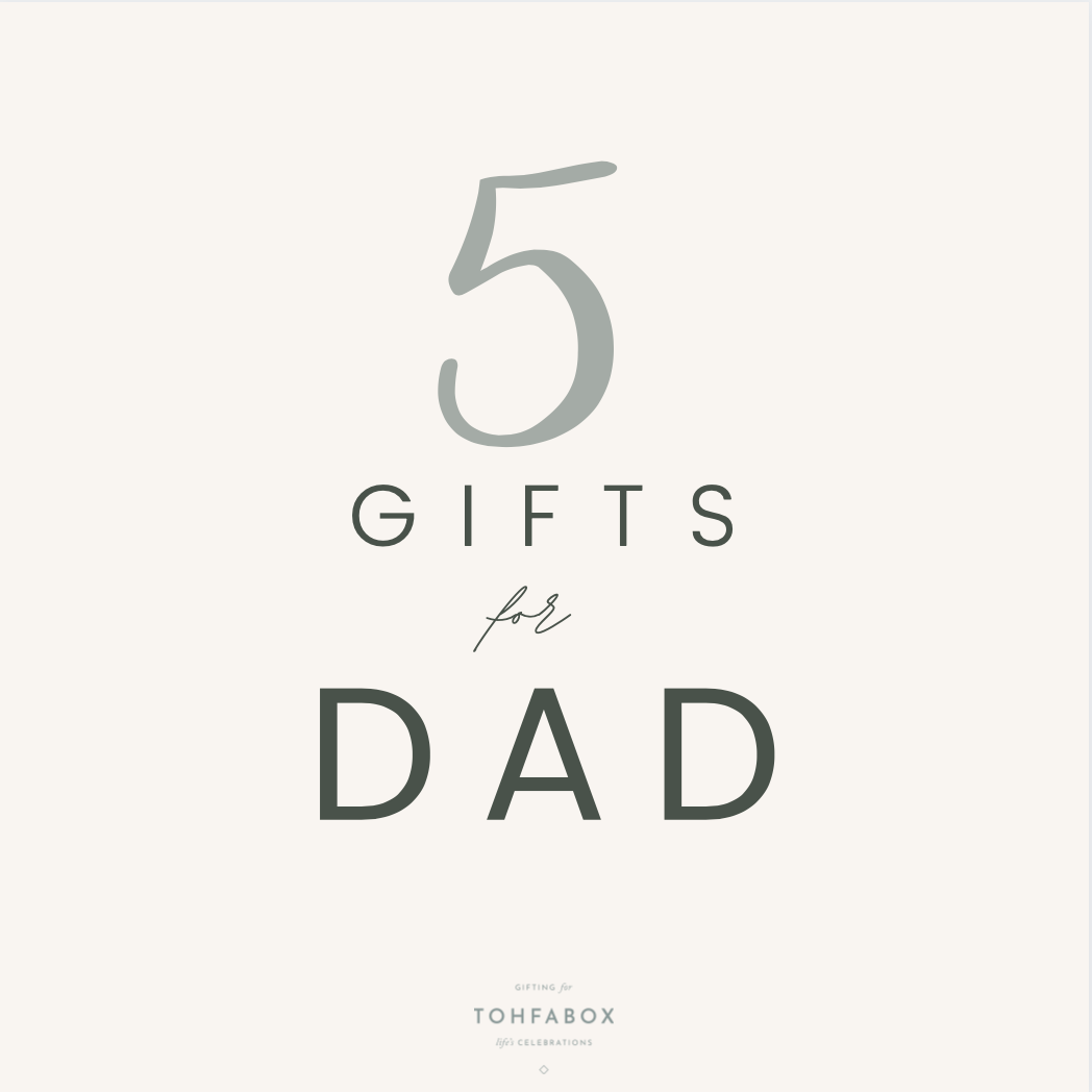 5 Best Gifts for Dad