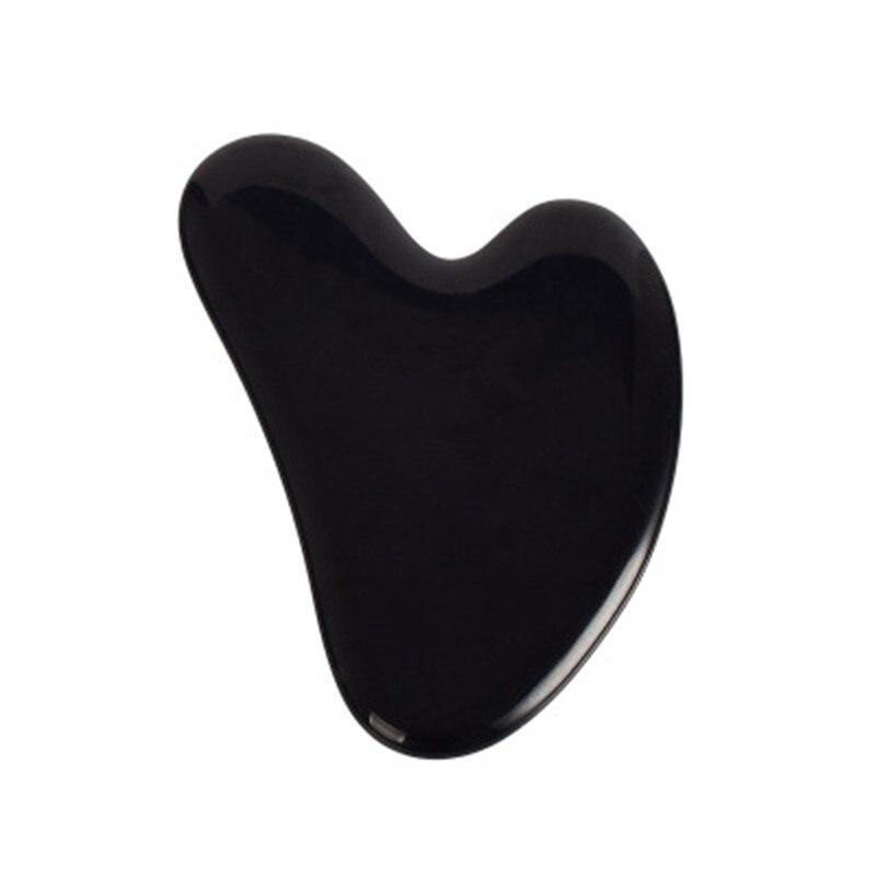 Obsidian Beauty Tools Collection : Gua Sha Stone