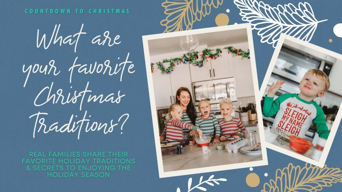 Favorite Christmas Traditions from REAL Families
