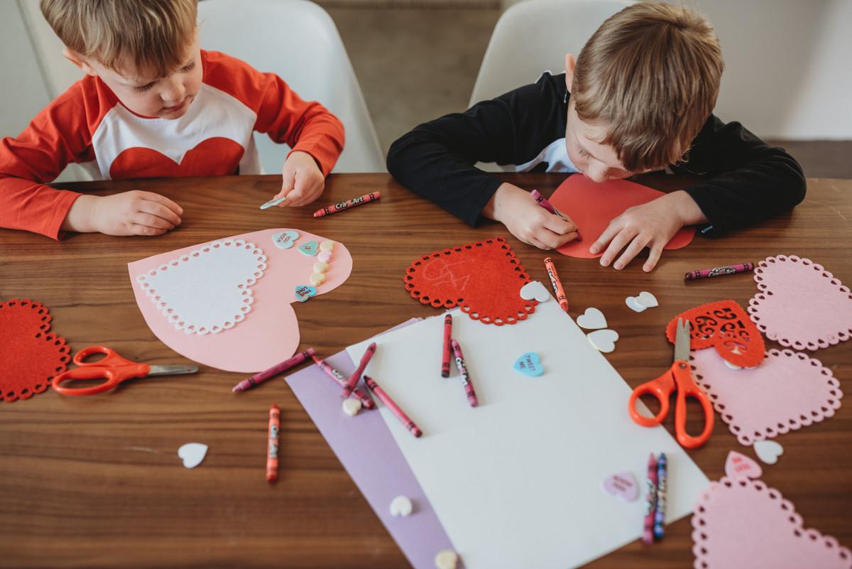 Valentine Ideas for Boys