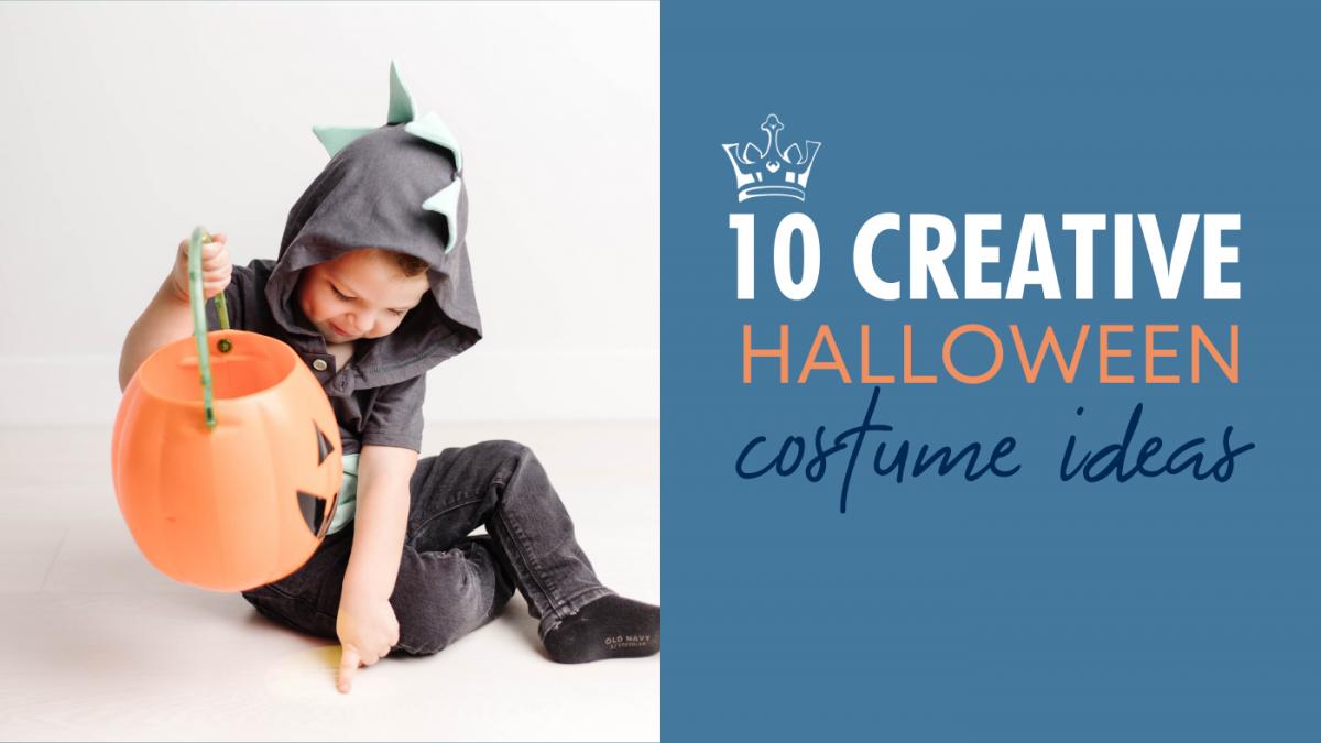 Turn LPC Items into Halloween Costumes