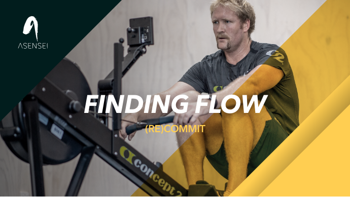 (RE)COMMIT #5 - Finding Flow and Getting in The Zone