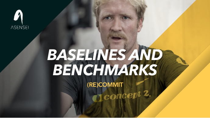 (RE)COMMIT #4 - Baselines & Benchmarks