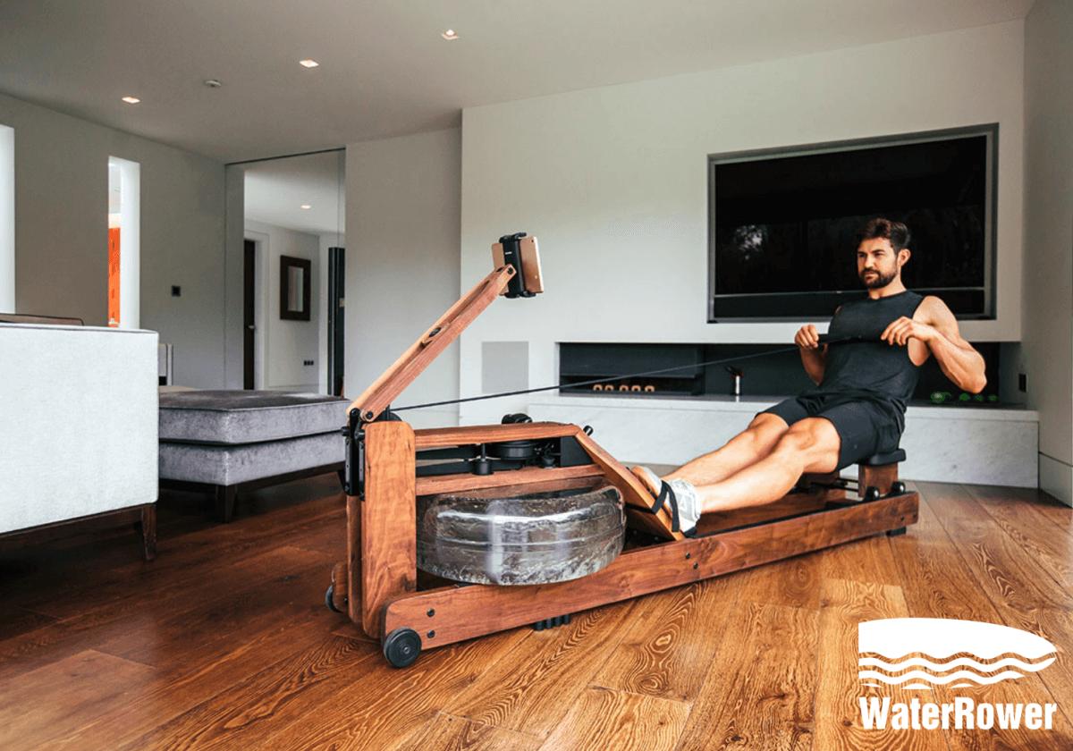 The best Indoor Rowing app for WaterRower - Meet asensei!