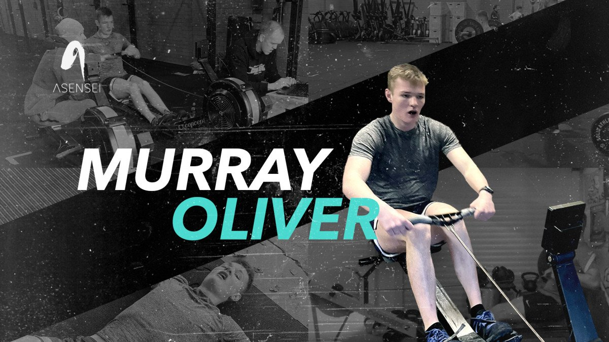 Olympic Hopeful Murray Oliver's Journey with asensei